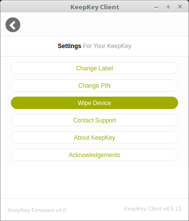 View Private Key Of Ethereum Account On Keepkey Bitcoin As A Unit Of
