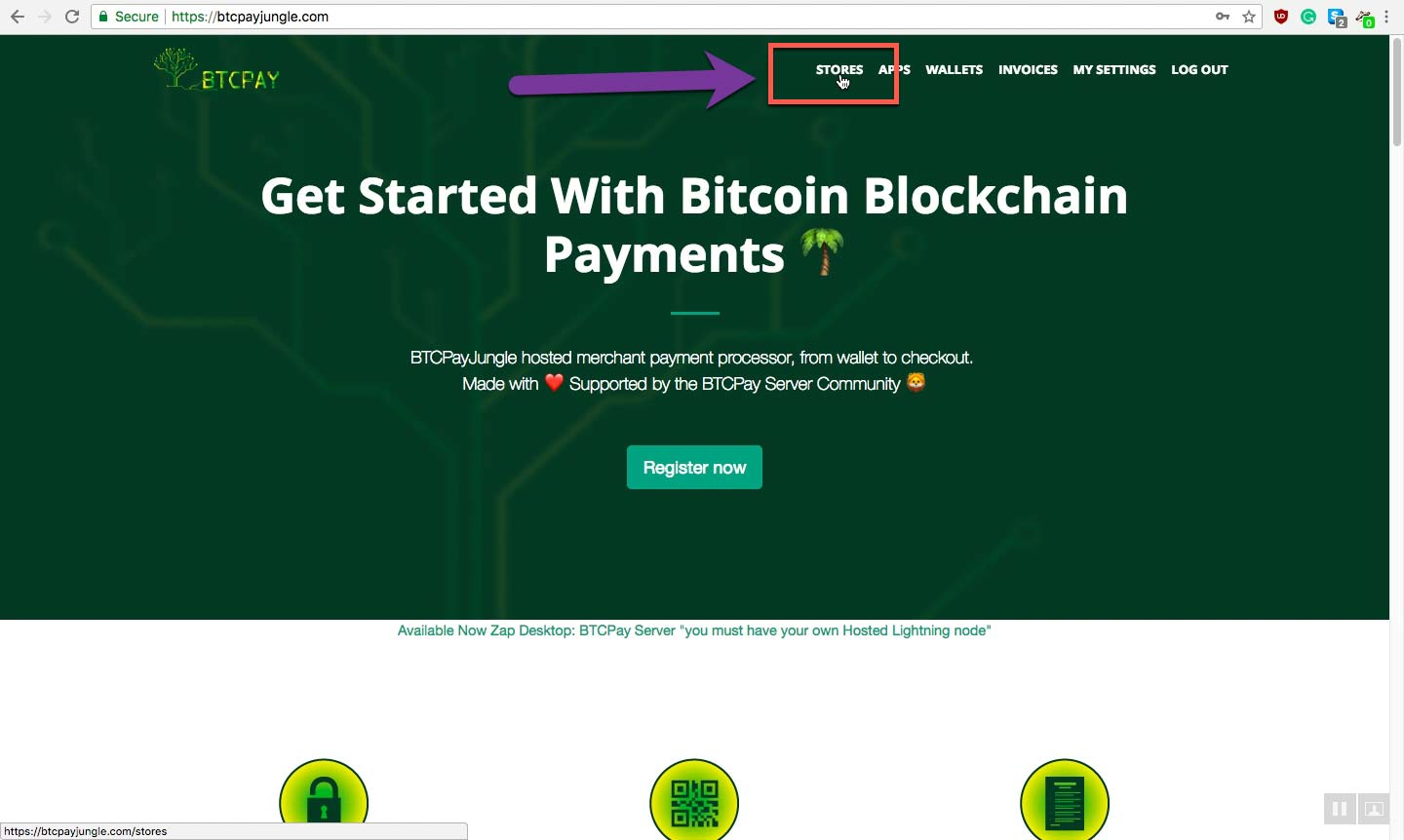 How To Create An Online Store Accept Bitcoin Step By Step Guide - Create your own invoices fire store online